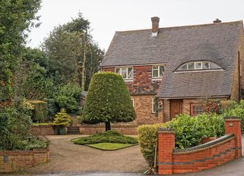 Thumbnail 4 bed detached house for sale in Ravensmere, Epping