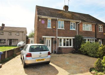 Thumbnail 3 bed semi-detached house for sale in Crouch Road, Chadwell St Mary, Grays