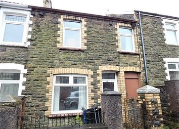 Thumbnail 2 bed terraced house for sale in Ashfield Road, Abertillery