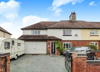Thumbnail 4 bed semi-detached house for sale in The Crescent, Hodnet