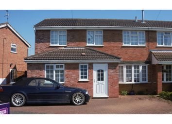 Thumbnail 5 bed semi-detached house for sale in John Eve Way, Market Deeping