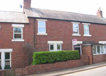 Thumbnail Terraced house for sale in 39 West Road, Ponteland, Newcastle Upon Tyne