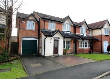 Thumbnail 4 bedroom property for sale in Holmebrook Drive, Bolton