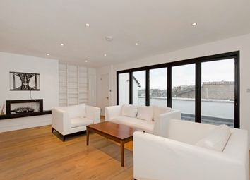 Thumbnail 3 bed duplex to rent in Lexham Gardens, London