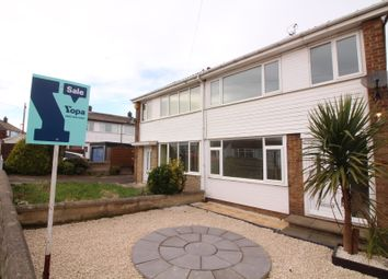 Thumbnail 3 bed semi-detached house for sale in Meadowfields Drive, Crofton, Wakefield