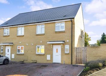 Thumbnail 3 bed semi-detached house for sale in Mckeown Close, Newport, Isle Of Wight
