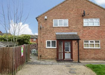 Thumbnail 1 bed town house to rent in Sycamore Close, Burbage, Hinckley