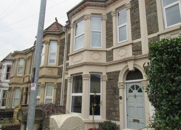 Thumbnail 3 bedroom terraced house to rent in Harrowdene Road, Knowle, Bristol
