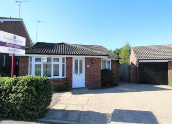 Thumbnail 2 bed detached bungalow for sale in Burton Drive, Needham Market, Ipswich