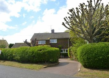 Thumbnail 3 bedroom detached house for sale in Kelling Road, Holt