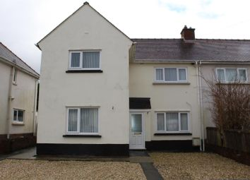 Thumbnail 3 bed semi-detached house for sale in Heol Y Wyrddol, Ammanford