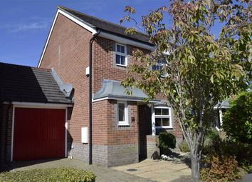 Thumbnail 3 bed semi-detached house for sale in Broadmeadow End, Thatcham, Berkshire