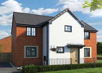 "Thumbnail 3 bed property for sale in ""The Rufforth At Lakeside At Bridgewater Gardens"" at The Barge, Castlefields Avenue East, Runcorn"