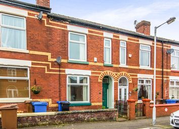 Thumbnail 3 bedroom terraced house for sale in Cunliffe Street, Stockport