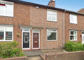 Thumbnail 2 bedroom terraced house for sale in The Fillybrooks, Stone, Staffordshire