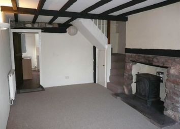 Thumbnail 2 bed terraced house for sale in Hereford Road, Monmouth