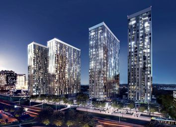 Thumbnail 1 bed flat for sale in X1 Media City Tower 3, Michigan Avenue, Salford Quays