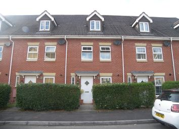 Thumbnail 3 bedroom terraced house to rent in Bryn Dewi Sant, Miskin, Pontyclun