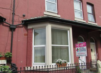 Thumbnail 2 bed flat to rent in Flat, Fleetwood, Lancashire