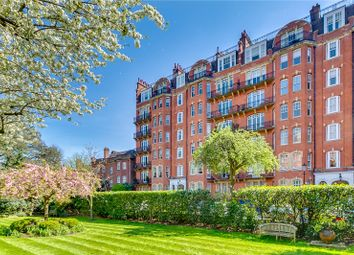 Thumbnail 4 bed flat for sale in Oakwood Court, London