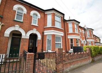 Thumbnail 4 bedroom terraced house for sale in Foxhall Road, Ipswich
