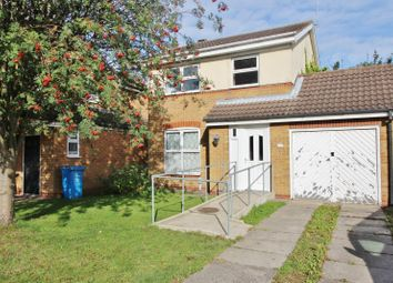 Thumbnail 3 bed link-detached house for sale in Argent Close, Hull, East Yorkshire