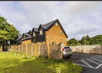 Thumbnail 2 bed town house for sale in The Laurels, Tattenham Road, Brockenhurst