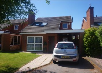 Thumbnail 3 bed detached house for sale in Rowen Court, Aigburth