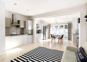 Thumbnail 4 bedroom terraced house for sale in Strathville Road, London