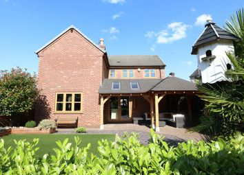 Thumbnail 3 bed detached house for sale in Old Butt Lane, Talke, Staffordshire