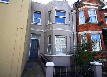 Thumbnail 3 bed maisonette for sale in Calvert Road, Hastings, East Sussex