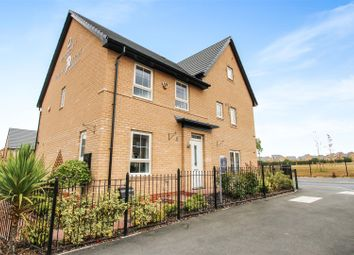 Thumbnail 3 bed semi-detached house for sale in Bearscroft Lane, London Road, Godmanchester, Huntingdon