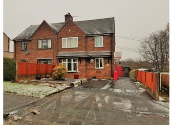 Thumbnail 3 bed semi-detached house for sale in Hereford Avenue, Newcastle