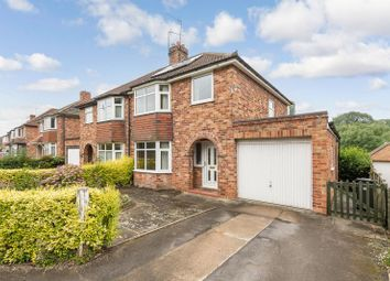 Thumbnail 3 bed property for sale in Aldborough Road, Boroughbridge, York