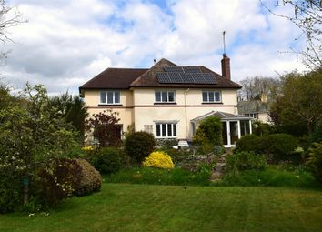 Thumbnail 4 bedroom detached house for sale in Knowle Road, Budleigh Salterton