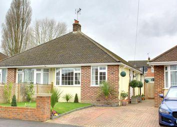 Thumbnail 2 bed bungalow for sale in Gillian Close, Aldershot