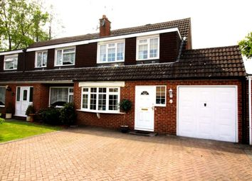 Thumbnail 3 bed terraced house for sale in Chewter Close, Bagshot
