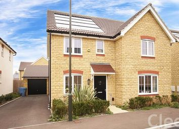 Thumbnail 4 bedroom detached house for sale in Mirabelle Road, Bishops Cleeve, Cheltenham