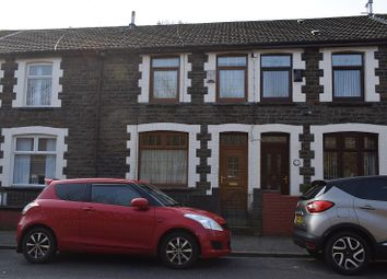 Thumbnail 2 bedroom terraced house for sale in The Parade, Ferndale