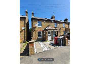 Thumbnail 4 bed end terrace house to rent in Belgrave Road, Slough