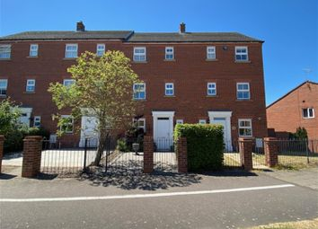 Thumbnail 3 bed town house to rent in Sainte Foy Avenue, Lichfield