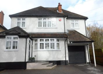 Thumbnail 5 bed detached house for sale in Barkham Road, Wokingham, Berkshire