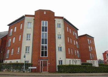 Thumbnail 1 bed flat to rent in Rockingham Court, Greenhead Street, Burslem, Stoke-On-Trent