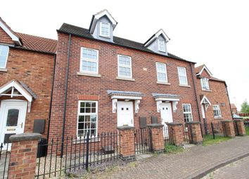 Thumbnail 3 bed terraced house for sale in Woodrow Place, Spalding