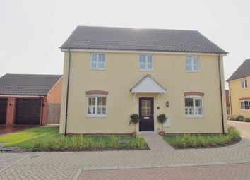 Thumbnail 5 bed detached house for sale in Pond Way, Wymondham