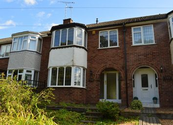 Thumbnail 3 bed terraced house to rent in Allesley Old Road, Allesley, Coventry