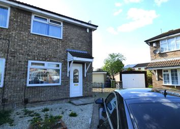 Thumbnail 2 bedroom end terrace house for sale in Achilles Close, Middlesbrough