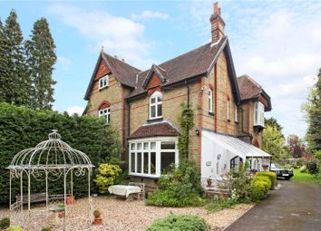 Thumbnail 4 bed semi-detached house for sale in Gally Hill Road, Church Crookham, Fleet, Hampshire