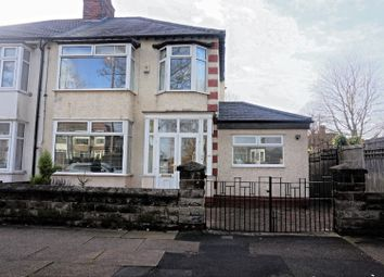 Thumbnail 3 bed semi-detached house for sale in Brodie Avenue, Liverpool