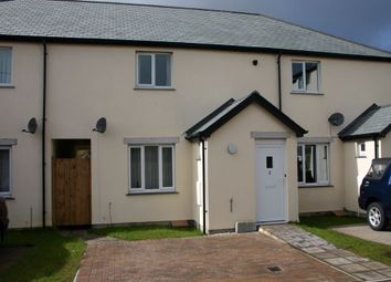 Thumbnail 3 bed terraced house to rent in Wood Parc, St Austell, Cornwall